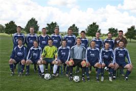 Mannschaft 2008