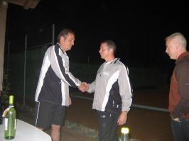 Vereinsmeisterschaften Doppel 2005